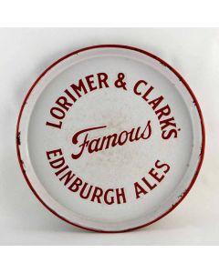 Lorimer & Clark Ltd Round Enamel