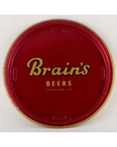 S.A.Brain & Co Ltd Round Tin