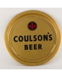 Steel, Coulson & Co Ltd Round Tin