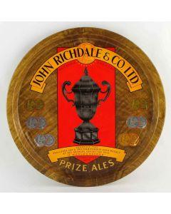 John Richdale & Co Ltd Round Alloy