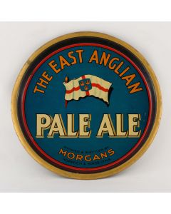 Morgan's Brewery Co Ltd Round Black Backed Steel