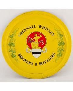 Greenall Whitley & Co. Ltd Round Tin