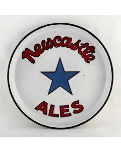 Newcastle Breweries Ltd Round Enamel