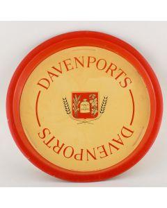 John Davenport & Sons Ltd Round Tin