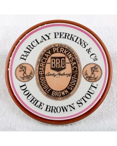 Barclay, Perkins & Co. Ceramic Coaster