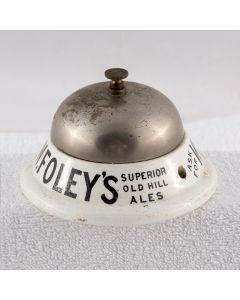 W.Foley Ceramic Bell