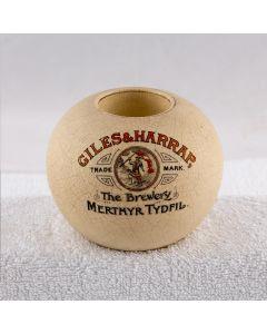 Giles & Harrap Ceramic Matchstriker