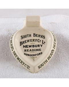 South Berkshire Brewery Co Ltd Ceramic Matchstriker