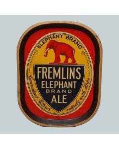 Fremlins Ltd Rectangular Black Backed Steel