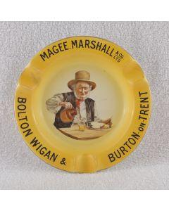 Magee, Marshall & Co. Ltd Ceramic Ashtray