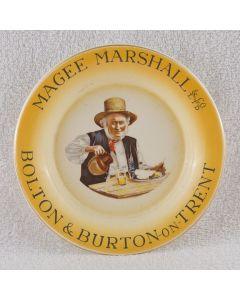 Magee, Marshall & Co Ltd Ceramic Ashtray