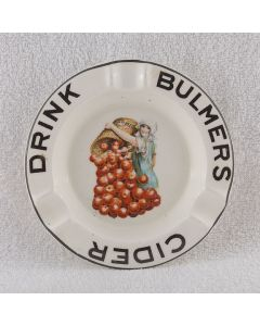H.P.Bulmer & Co Ltd Ceramic Ashtray