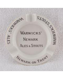 Warwicks & Richardsons Ltd Ceramic Ashtray