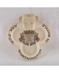 Worthington & Co Ltd Ceramic Matchstriker
