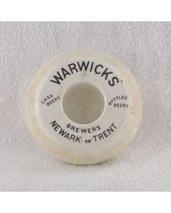 Warwicks & Richardsons Ltd Ceramic Matchstriker