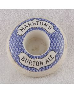 Marston, Thompson & Evershed Ltd Ceramic Matchstriker