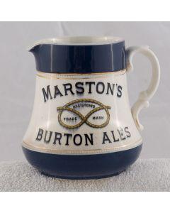 Marston, Thompson & Evershed Ltd Ceramic Jug