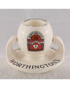 Worthington & Co Ltd Ceramic Matchstriker