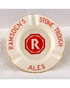 Thomas Ramsden & Son Ltd Ceramic Ashtray