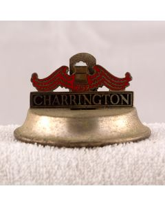 Charrington & Co. Ltd Metal Menu Holder