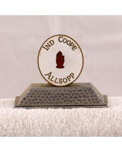 Ind Coope & Allsopp Ltd Metal Menu Holder