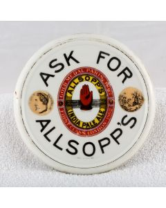 Samuel Allsopp & Sons Ltd Ceramic Coaster