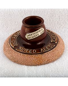 Chesterfield Brewery Co. Ltd Ceramic Matchstriker
