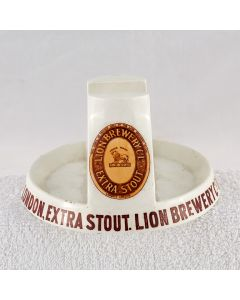 Lion Brewery Co Ltd Ceramic Matchstriker