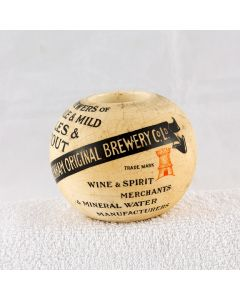 Cheltenham Original Brewery Co Ltd Ceramic Matchstriker