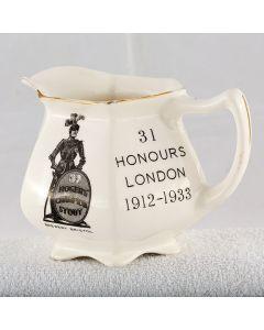 W.J.Rogers Ltd Ceramic Jug