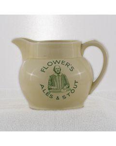 Flower & Sons Ltd Ceramic Jug