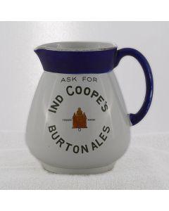 Ind Coope & Co. Ltd Ceramic Jug