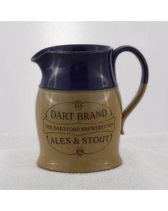 Dartford Brewery Co Ltd Ceramic Jug