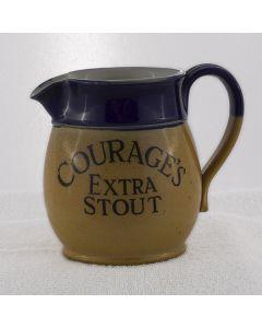 Courage & Co. Ltd Ceramic Jug (Small)