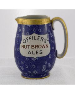 OffIlers' Brewery Ltd Ceramic Jug