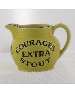 Courage & Co. Ltd Ceramic Jug