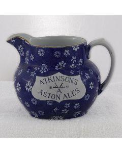 Atkinson's Brewery Ltd Ceramic Jug