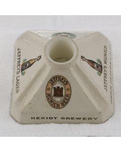 John Jeffrey & Co Ltd Ceramic Matchstriker