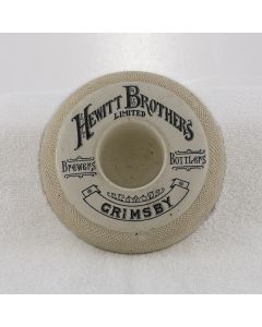 Hewitt Brothers Ltd Ceramic Matchstriker