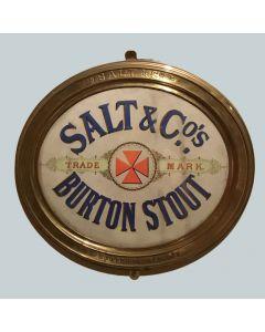 Thomas Salt & Co Ltd Paper Showcard