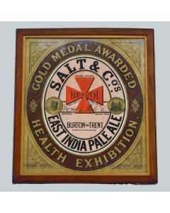 Thomas Salt & Co Showcard
