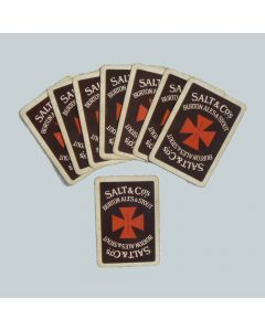 Thomas Salt & Co Ltd Playing Cards