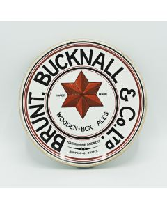 Brunt Bucknall & Co Ltd Ceramic Coaster
