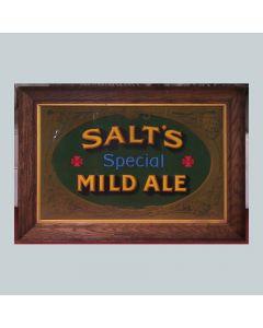 Thomas Salt & Co Ltd Showcard