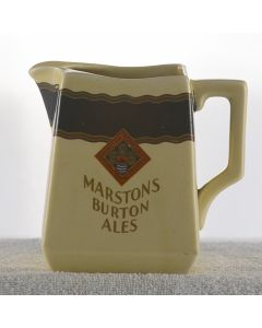 Marston, Thompson & Evershed Ltd Ceramic Jug
