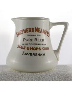 Shepherd Neame Ltd Ceramic Jug