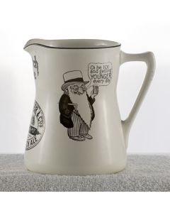 William Younger & Co Ltd Ceramic Jug
