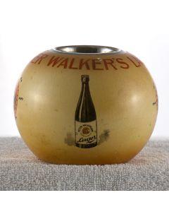 Peter Walker & Son (Warrington & Burton) Ltd Ceramic Matchstriker