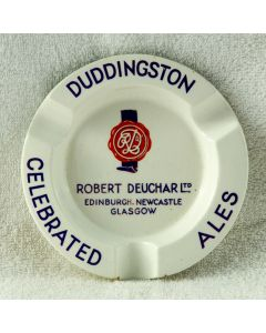 Robert Deuchar Ltd Ceramic Ashtray