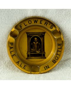 Flower & Sons Ltd Ceramic Ashtray